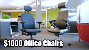 steelcase gesture and leap v2 office chairs first impressions on