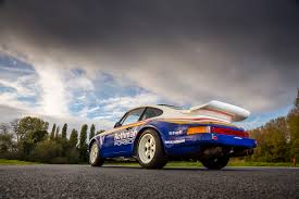Porsche 911 Sc Rs Homologation Version Rally Group B Shrine