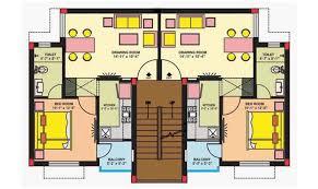 floor plan builder ramdhan infratech by ramdhan infratech 1 2 3 bhk apartment in