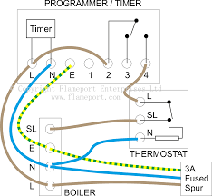how to connect thermostat c wire weil within boiler wiring diagram