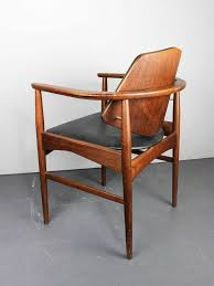 Mid Century Modern Danish Chair Wood Mid Century Modern Teak Chair At 1stdibs