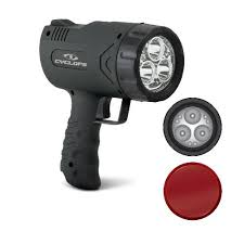 hand held spot light amazon cyclops cyc x500h sirius 500 lumen handheld spotlight this is