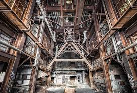 Photographers In Nyc Will Ellis Photographs Abandoned Places In New York In His Book