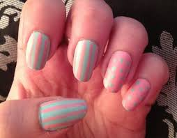 cool easy nail designs step by step how you can do it at home