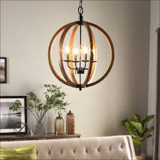 interiors black farmhouse chandelier wrought iron dining room