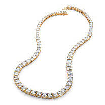 gold zirconia necklace images Cubic zirconia necklace