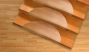 stufenmatten fuer treppe floordirekt stufenmatten für treppenstufen transparent 23x64cm