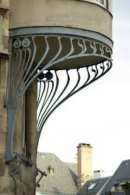 art deco balcony art nouveau balcony support pinteres