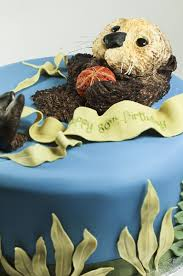 otter cake topper image result for sea otter cupcakes cool pictures i can t help