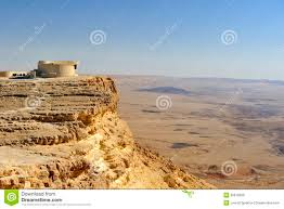 Negev Desert Map Ramon Crater In Negev Desert Royalty Free Stock Images Image