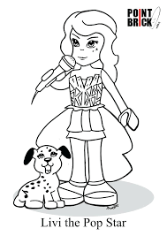 lego girl coloring page lego girl coloring pages coloring pages for girls and in snazzy page