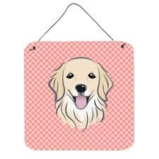 denny shop online shop online checkerboard retriever by denny graphic