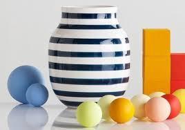 Striped Vase Innumerable Goods Stripe Vase