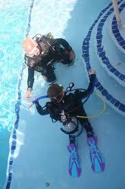 training jr open water divers carib inn