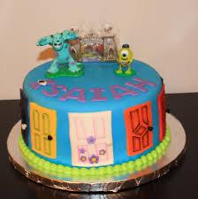 monsters inc birthday cake jacqueline s sweet shop s inc birthday cake