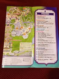 new 2016 mickey u0027s not so scary halloween party park maps