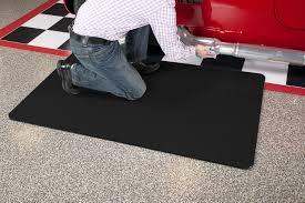Diamond Tread Garage Flooring by Vinyl Anti Fatigue Mats Better Life Technology Llc