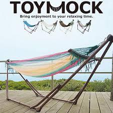 kawa rakuten global market toymoc hammock self standing dimock