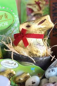 Gardening Basket Gift Ideas by Enchanting Themed Easter Basket Ideas Lindt Chocolate