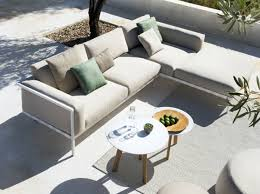 canapé de jardin design salon exterieur design table et chaise de terrasse maison email