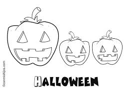 imagenes de halloween para imprimir y colorear de halloween para colorear e imprimir