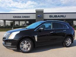 used 2013 cadillac srx used 2013 cadillac srx for sale in fayetteville nc vin