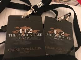 u2 fan club vip access u2 news the joshua tree tour 2017