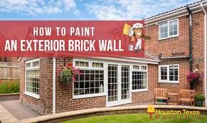 How To Paint A Brick Wall Exterior - how to paint exterior brick walls best 10 bricks ideas on