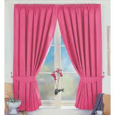 Ikea Pink Curtains Essential Home Sydney Panel Pair Pink Decor Window Treatments