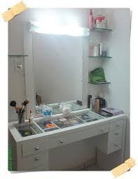 Homemade Makeup Vanity Ideas 28 Best Makeup Stations Images On Pinterest Dressing Tables