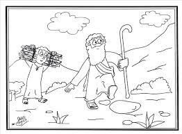 extraordinary abraham coloring pages pic marvelous coloring