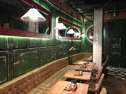 modern vintage interior design interior design interior in modern old vintage style cafe or restaurant interior