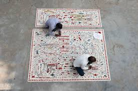 New Rugs Nanimarquina Brings Jaime Hayon U0027s Sketches To Life In New Rugs
