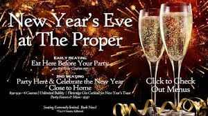 the flintridge proper blog archive new year u0027s eve menu u2013 early