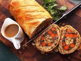 the food lab introducing vegetables wellington the plant based