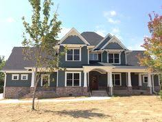 exterior of house painted benjamin moore amherst gray dark grey