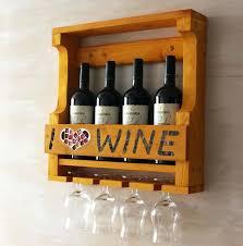 wine rack wine bottle holder wall decor wine cork holder wall
