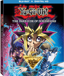 Dimensions Yu Gi Oh The Dark Side Of Dimensions Blu Ray Review Yugioh World