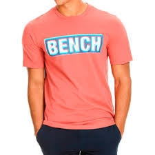 bench men s clothing t shirts various styles bench men s
