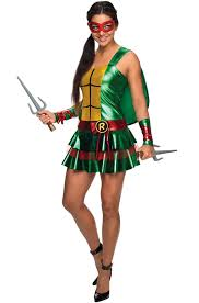 Ninja Turtle Womens Halloween Costumes Teenage Mutant Ninja Turtles Costumes Tmnt Trendyhalloween