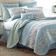 birds and branches quilt bedding by laura ashley home pretty