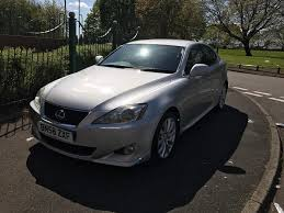 lexus parts liverpool lexus is sport 250 sr auto 209 bhp in nechells west midlands