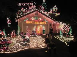 Christmas Lights House by Best Christmas Lights And Holiday Displays In Windsor Sonoma County