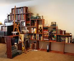 how to craft a book shelf home design ideas