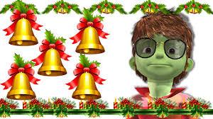 christmas songs for children jingle bells 3d cartoon songs