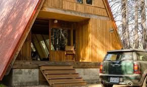 small a frame cabins the a frame cabin your small space tiny house pins