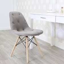 Manhattan Home Design Eames Review Walker Edison Furniture Company Eames Style Grey Dining Chair Set