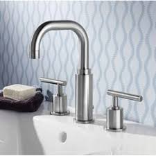 overstock faucets kitchen delta trinsic chrome single handle pull kitchen faucet
