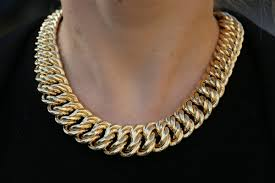 body jewelry necklace images Gold jewelry miami cuban link tampa jewelers rope chains gold jpg