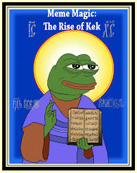 Kek Meme - the internet is stupid meme magic the rise of kek